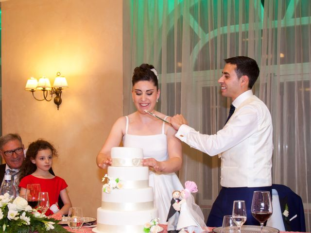 La boda de Lourdes y Daniel en Toledo, Toledo 39