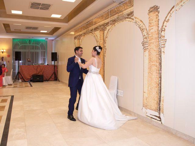 La boda de Lourdes y Daniel en Toledo, Toledo 42