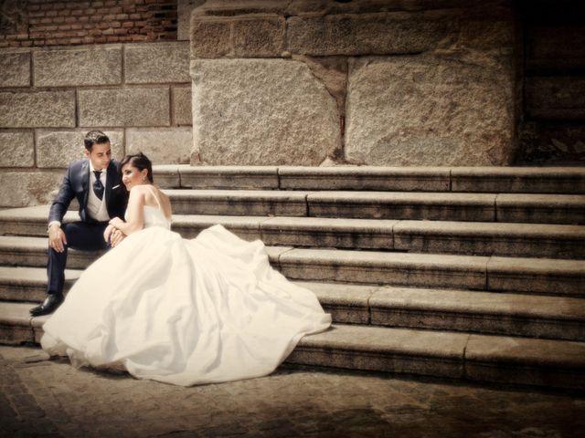 La boda de Lourdes y Daniel en Toledo, Toledo 43