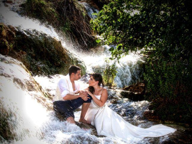 La boda de Lourdes y Daniel en Toledo, Toledo 46
