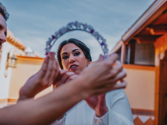 La boda de Fran y Rebeca en Jerez De La Frontera, Cádiz 16