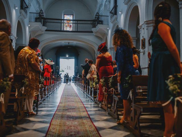 La boda de Fran y Rebeca en Jerez De La Frontera, Cádiz 21