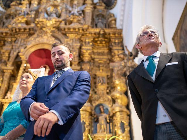 La boda de Fran y Rebeca en Jerez De La Frontera, Cádiz 22