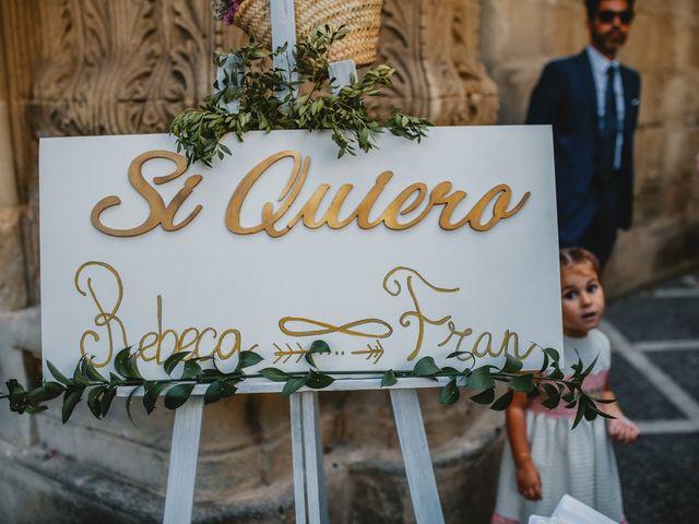 La boda de Fran y Rebeca en Jerez De La Frontera, Cádiz 24