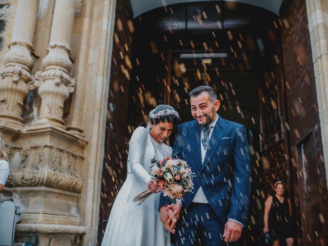 La boda de Rebeca y Fran