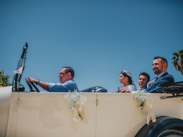 La boda de Fran y Rebeca en Jerez De La Frontera, Cádiz 27