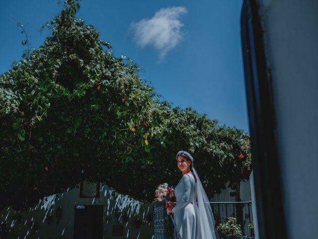 La boda de Fran y Rebeca en Jerez De La Frontera, Cádiz 29