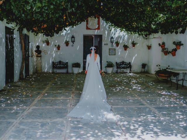 La boda de Fran y Rebeca en Jerez De La Frontera, Cádiz 31