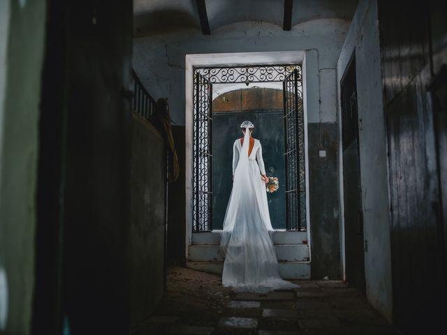 La boda de Fran y Rebeca en Jerez De La Frontera, Cádiz 34