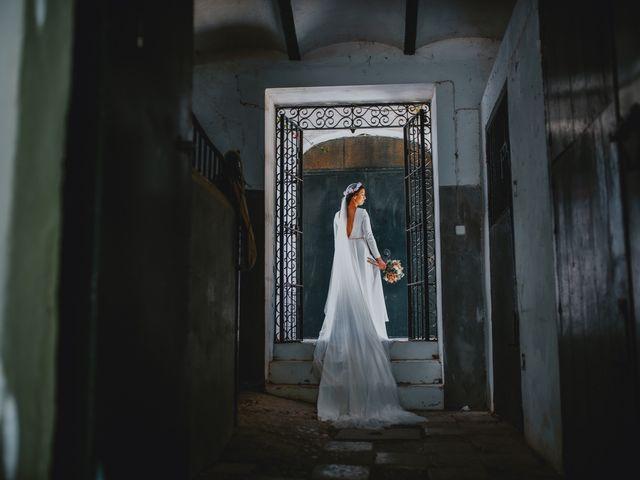 La boda de Fran y Rebeca en Jerez De La Frontera, Cádiz 35
