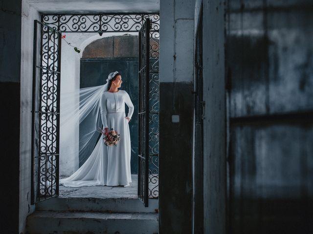 La boda de Fran y Rebeca en Jerez De La Frontera, Cádiz 38