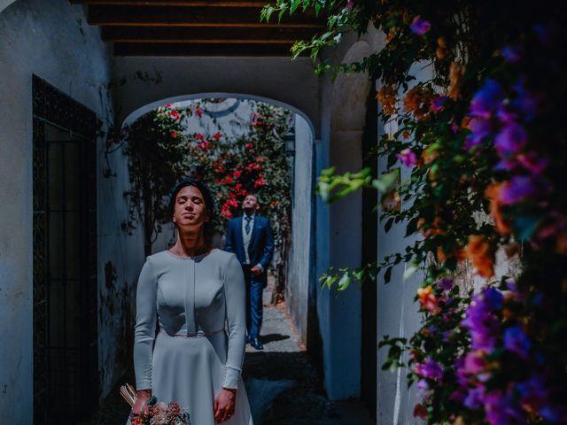 La boda de Fran y Rebeca en Jerez De La Frontera, Cádiz 39