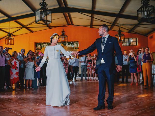 La boda de Fran y Rebeca en Jerez De La Frontera, Cádiz 55
