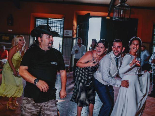 La boda de Fran y Rebeca en Jerez De La Frontera, Cádiz 56