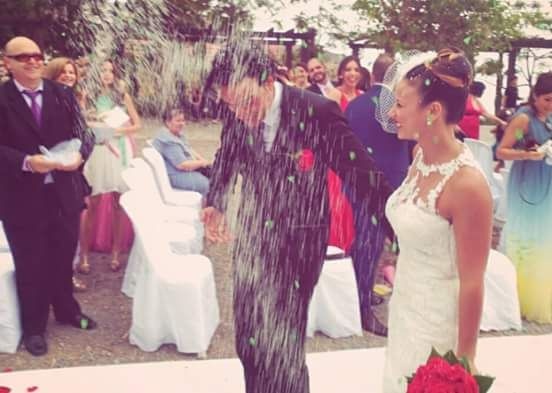 La boda de Víctor  y Auri en Almuñecar, Granada 5