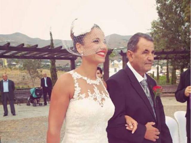 La boda de Víctor  y Auri en Almuñecar, Granada 6