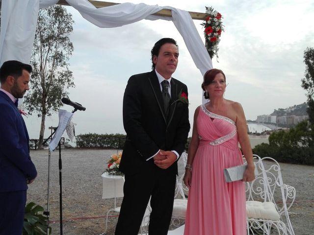 La boda de Víctor  y Auri en Almuñecar, Granada 7