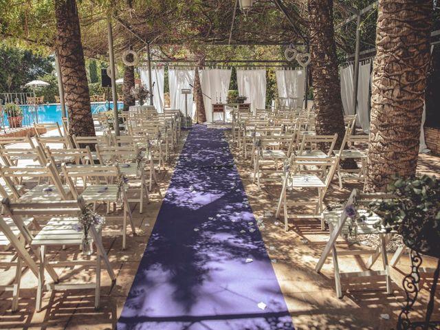 La boda de Cristina y Raúl en Crevillente, Alicante 12