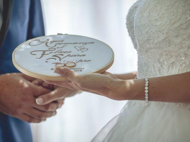 La boda de Cristina y Raúl en Crevillente, Alicante 22