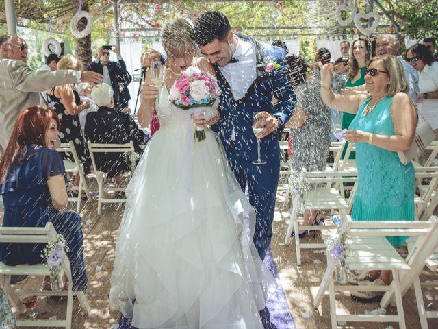 La boda de Cristina y Raúl en Crevillente, Alicante 25