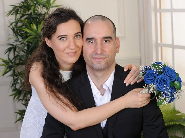 La boda de Ana y Borja