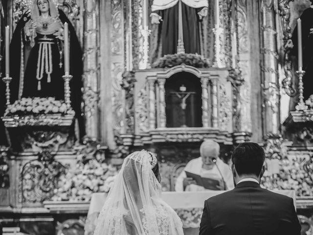 La boda de Abraham y Rocío en Sevilla, Sevilla 77