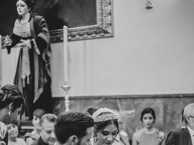La boda de Abraham y Rocío en Sevilla, Sevilla 82