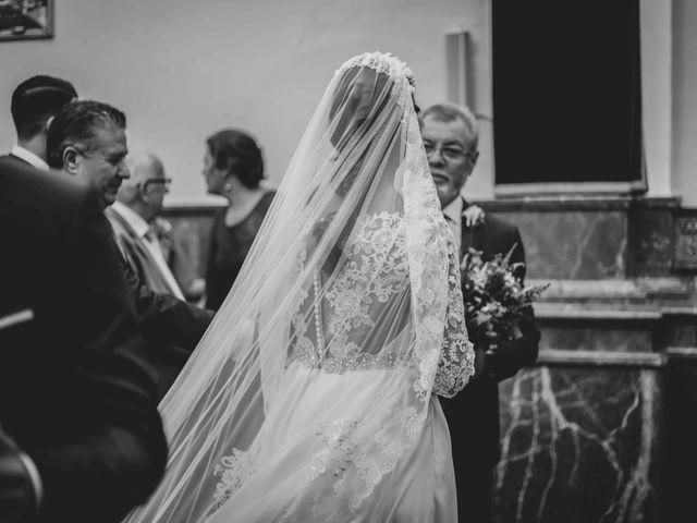 La boda de Abraham y Rocío en Sevilla, Sevilla 86