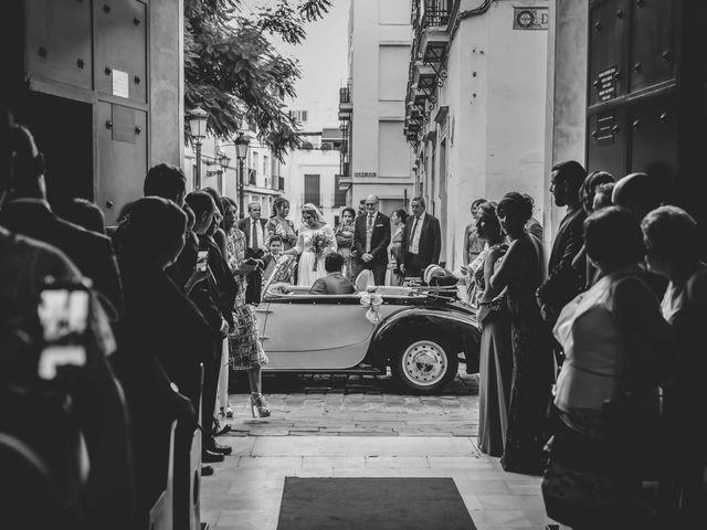 La boda de Abraham y Rocío en Sevilla, Sevilla 68
