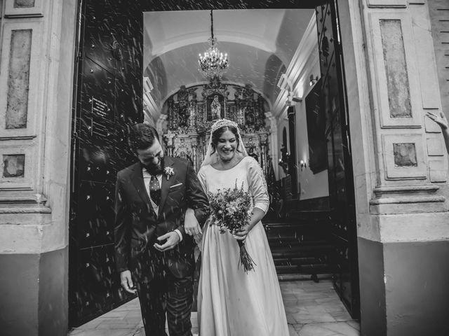 La boda de Abraham y Rocío en Sevilla, Sevilla 95