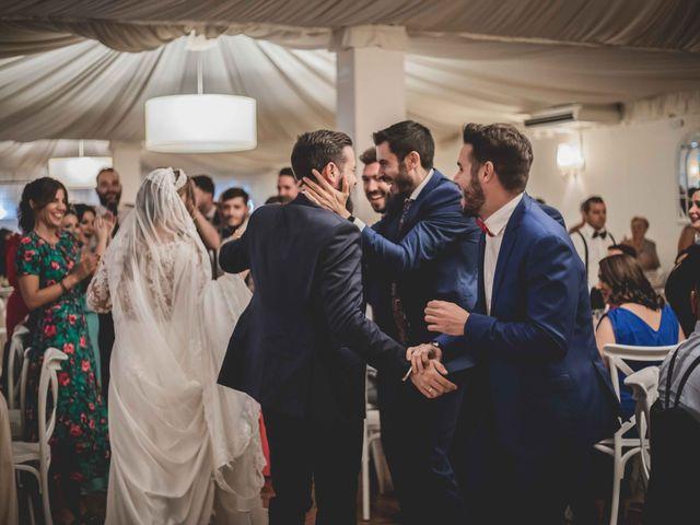 La boda de Abraham y Rocío en Sevilla, Sevilla 109