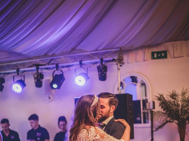 La boda de Abraham y Rocío en Sevilla, Sevilla 123