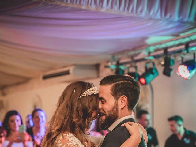 La boda de Abraham y Rocío en Sevilla, Sevilla 138