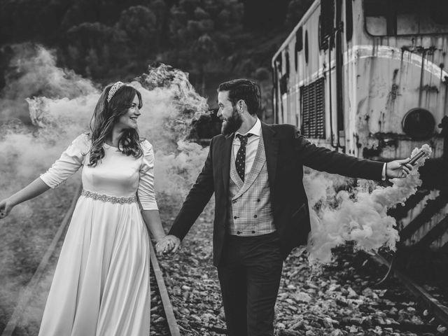 La boda de Rocío y Abraham