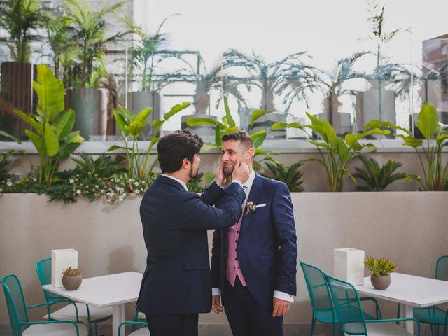La boda de Victor y Noemí en Torrelodones, Madrid 37