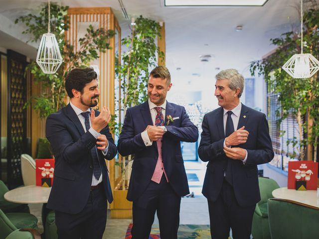 La boda de Victor y Noemí en Torrelodones, Madrid 40