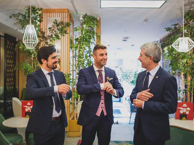 La boda de Victor y Noemí en Torrelodones, Madrid 41
