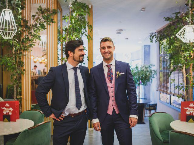 La boda de Victor y Noemí en Torrelodones, Madrid 43
