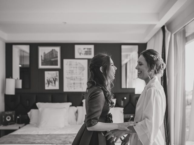 La boda de Victor y Noemí en Torrelodones, Madrid 78