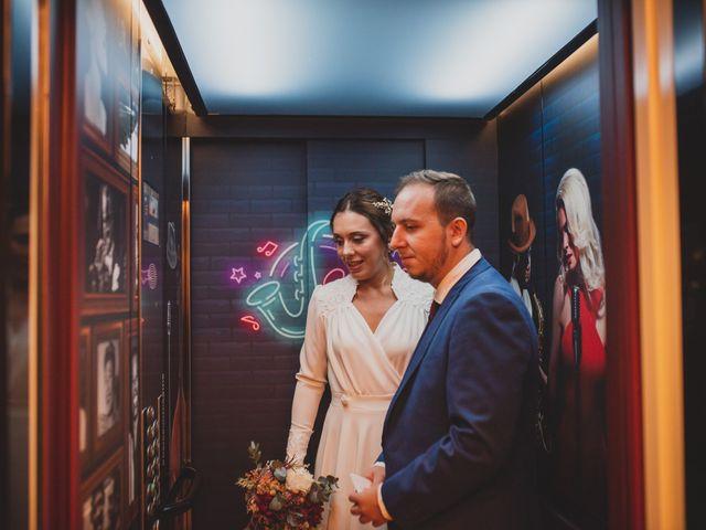 La boda de Victor y Noemí en Torrelodones, Madrid 116