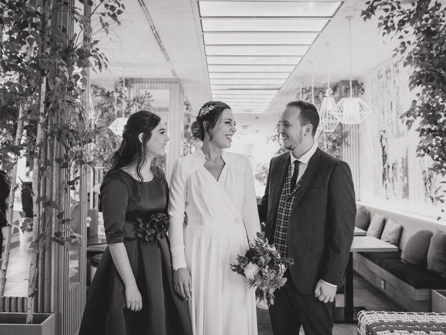 La boda de Victor y Noemí en Torrelodones, Madrid 118