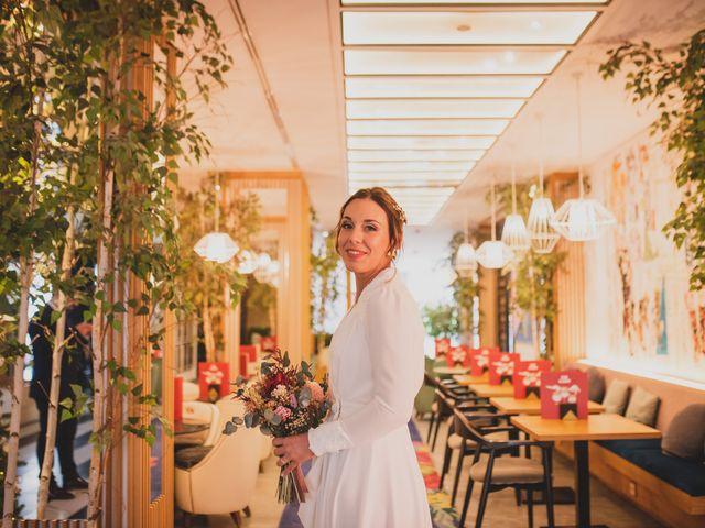 La boda de Victor y Noemí en Torrelodones, Madrid 128