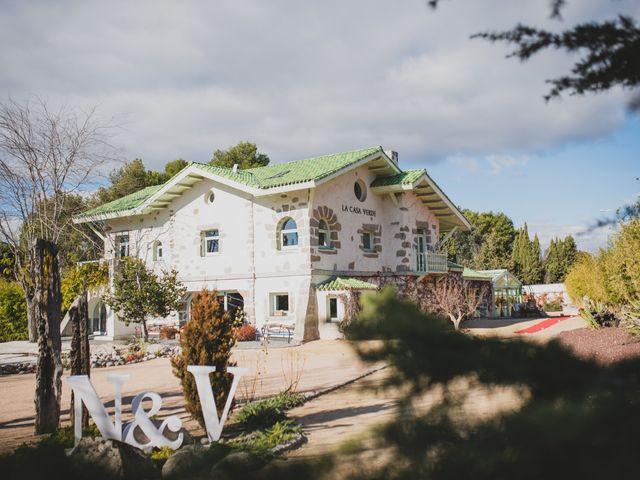 La boda de Victor y Noemí en Torrelodones, Madrid 151