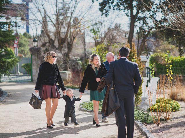 La boda de Victor y Noemí en Torrelodones, Madrid 157