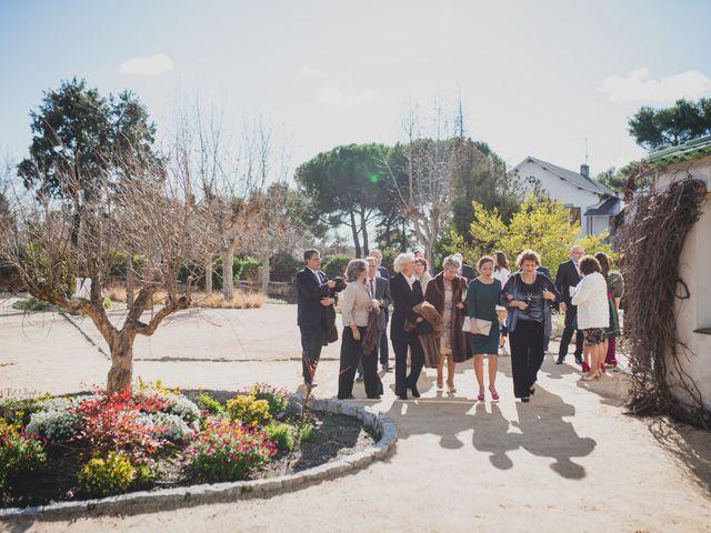 La boda de Victor y Noemí en Torrelodones, Madrid 158