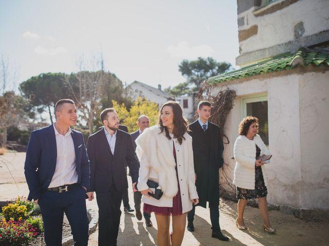La boda de Victor y Noemí en Torrelodones, Madrid 160