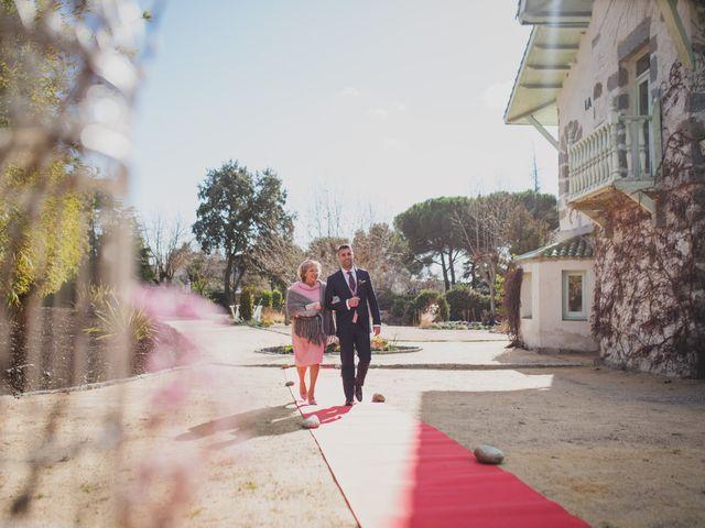 La boda de Victor y Noemí en Torrelodones, Madrid 163
