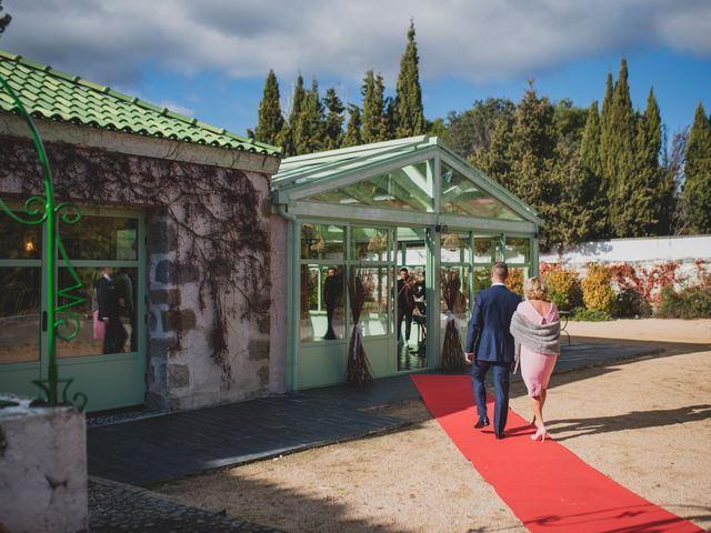 La boda de Victor y Noemí en Torrelodones, Madrid 165