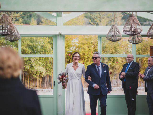 La boda de Victor y Noemí en Torrelodones, Madrid 180