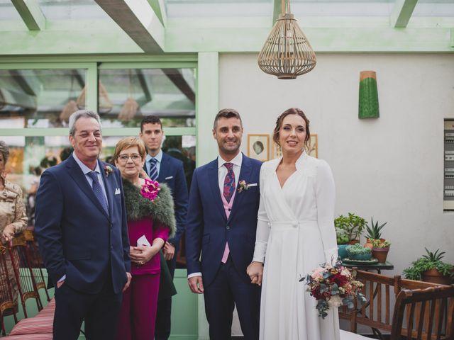 La boda de Victor y Noemí en Torrelodones, Madrid 186